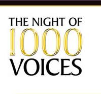 The Night of 1000 Voices Hosted by Biggins Held At Royal Albert Hall 5/6/12