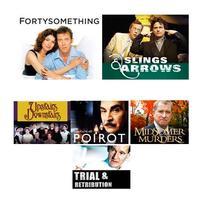 Acorn TV Streams Hugh Laurie's Pre-House Series