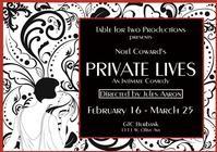 Table for Two's PRIVATE LIVES Closes at CTG Burbank, 3/25