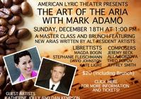 Tix-Available-For-Mark-Adamo-Master-Class-The-Art-of-the-Aria-20010101