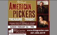 AMERICAN-PICKERS-TREASURE-OR-TRASH-Plays-King-Center-20010101