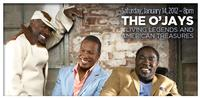 The O'Jays Perform At The Lehman Center For The Performing Arts 1/14
