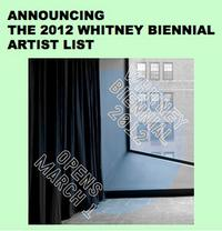 Artists-Announced-for-Whitney-Biennial-2012-20010101
