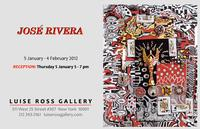 Luise Ross Gallery Hosts Jose Rivera Exhibit