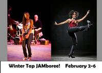 Chicago Human Rhythm Project Presents WINTER TAP JAMBOREE 2/2-6