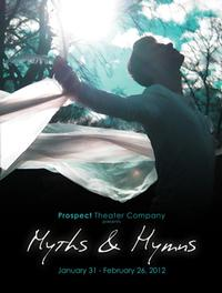 Prospect Theater Company Presents MYTHS AND HYMNS