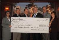 Engeman Joins Bethpage Federal Credit Union to Raise Money for Charities