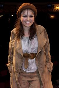 LES MIS Movie Update: Samantha Barks Departs OLIVER! April 1