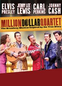 Broadway San Jose Presents the Bay Area Premiere of Million Dollar Quartet, 5/8-13
