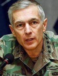 General Wesley Clark to Host Military Channel's EDGE OF WAR Beg. 4/3