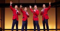 Molloy And Boydon Continue To Lead Cast Of London JERSEY BOYS In 2012