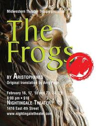 Midwestern Theater Troupe Announces Aristophanes' FROGS for Feb