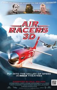 Paul Walker to Narrate IMAX Film AIR RACERS 3D