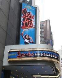 Sister Act at the Broadway Theatre