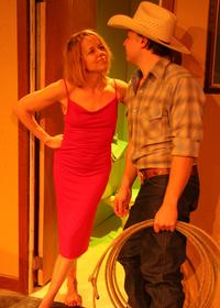 FOOL FOR LOVE Runs in March at the Center Theater