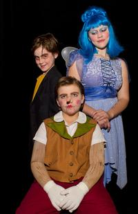 Youth Works And Puppet Works Presents THE EXCITING ADVENTURES OF PINOCCHIO, 3/9-25