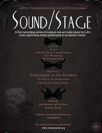 SOUND/STAGE to Launch 3/14 with Kit Steinkellner Radio Play