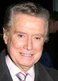 Regis Philbin Considering Prime Time Talent Show