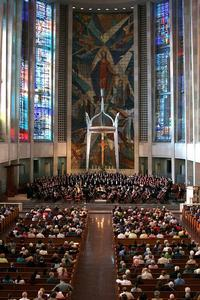 Hartt Performs in Sacred Sounds Concert Series at Cathedral of Saint Joseph, 3/11