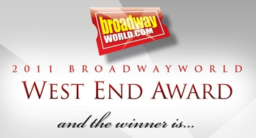2011 BWW UK Award Winners Announced! ROCK OF AGES, GHOST, WIZARD and PHANTOM All Win!