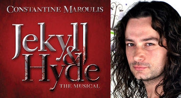 BREAKING NEWS: Constantine Maroulis to Star in Broadway-Bound Jeff Calhoun Helmed JEKYLL & HYDE Tour