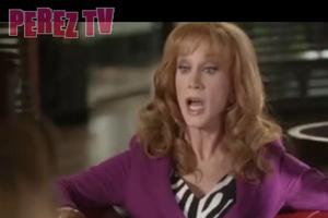 STAGE TUBE: Bloopers From Kathy Griffin on 'Drop Dead Diva'