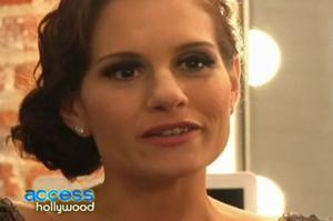 STAGE TUBE: Kara DioGuardi Prepares for CHICAGO!