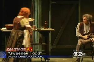 STAGE TUBE: First Look at Gregg Edelman, Liz McCartney in Drury Lane Theatre's SWEENEY TOOD