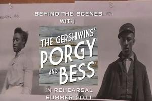 STAGE TUBE: First Look at Broadway-Bound PORGY & BESS in Workshop