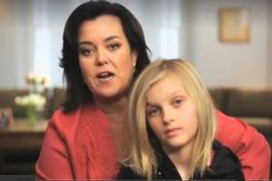STAGE TUBE: Rosie O'Donnell Promotes Her OWN Show