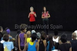 BWW TV: Avance - Julie Taymor asiste a los ensayos de El Rey León
