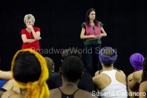BWW TV: Julie Taymor visita los ensayos de 'El Rey León'