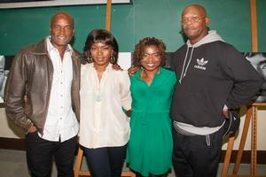BWW TV: Chatting with Samuel L. Jackson, Angela Bassett & The Company of THE MOUNTAINTOP!