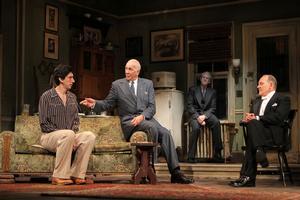 BWW TV: Frank Langella in MAN AND BOY on Broadway!