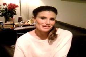 STAGE TUBE: Idina Menzel Visits LA's Greek Theatre