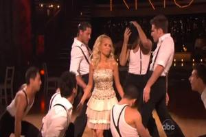 STAGE TUBE: It's Broadway Week! Kristin Chenoweth & SISTER ACT Light Up DANCING WITH THE STARS!