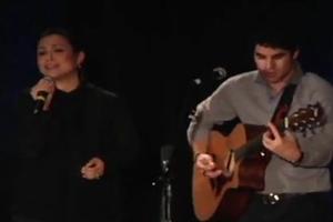 STAGE TUBE: Darren Criss & Lea Salonga Tribute Alan Menken- The Full Medley!