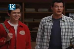 STAGE TUBE: Sneak Peek of Damian McGinty on GLEE!