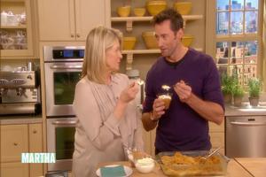 BWW TV: Hugh Jackman Talks Embarrassing Moments with Martha Stewart