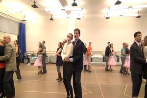 BWW TV: Jill Paice, Tony Yazbeck & More in IRVING BERLIN'S WHITE CHRISTMAS at Paper Mill - Performance Preview!