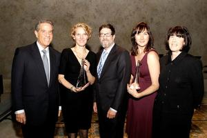 BWW TV: 2011 Steinberg Playwrights Awards Honors Melissa James Gibson and Lisa D'Amour - Inside the Event!
