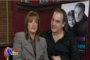 BWW TV Must Watch!: Patti LuPone and Mandy Patinkin Share Laughter, Tears & Even a Four-Letter Word!