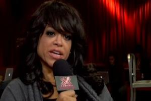 STAGE TUBE: Broadway Veteran Stacy Francis Eliminated From THE X FACTOR