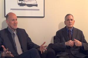 BWW TV EXCLUSIVE: BACKSTAGE WITH RICHARD RIDGE: Craig Zadan & Neil Meron Talk Film, Stage & SMASH Plus - Daniel Radcliffe!