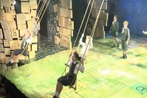 STAGE TUBE: MATILDA Makes its West End Debut! Broadway Next?