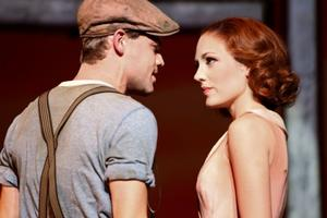 BWW TV Flashback: BONNIE & CLYDE Plays Final Performance Today