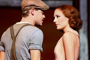 BWW TV Sneak Peek: BONNIE & CLYDE on Broadway - Production Montage!