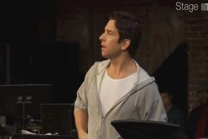 Stage Tube: Sneak Peek at ROCKY - THE MUSICAL!