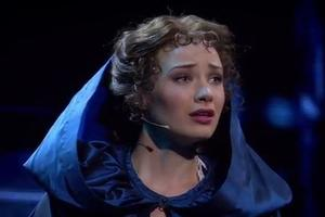 STAGE TUBE: PHANTOM 25 DVD Sneak Peek- Sierra Boggess Sings 'Wishing You Were Somehow Here Again'