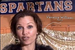 STAGE TUBE: Vanessa Williams on LYSISTRATA JONES!